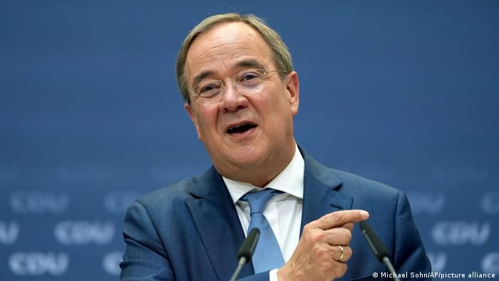 CDU leader Armin Laschet more likely to be Chancellor - Expert