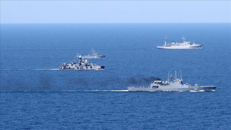 China, Russia launch joint naval drills in Russian Far East