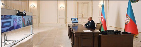 الرئيس إلهام علييف لصحيفة 'لا ريبوبليكا الإيطالية': عبور الشاحنات الإيرانية عبر أرضينا بلا شرعية.. إنتهاك لسيادة أذربيجان