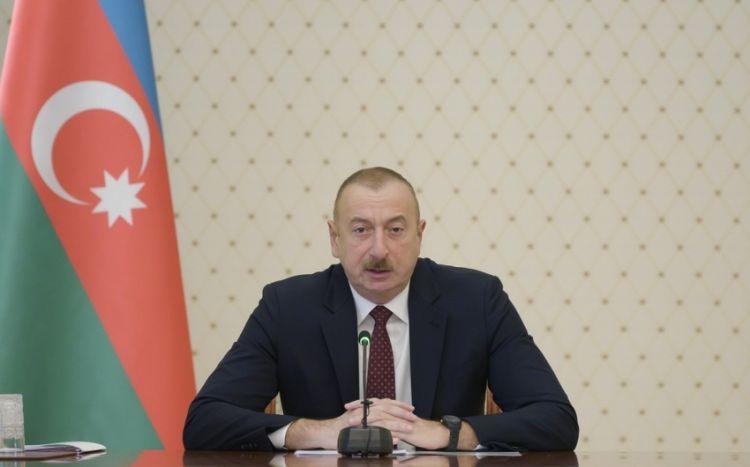 Ильхам Алиев: Армения в сговоре с Ираном осуществляла наркотрафик в Европу через оккупированные территории