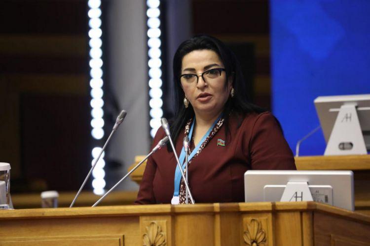 Азербайджанский депутат ответила супруге Пашиняна на международном форуме