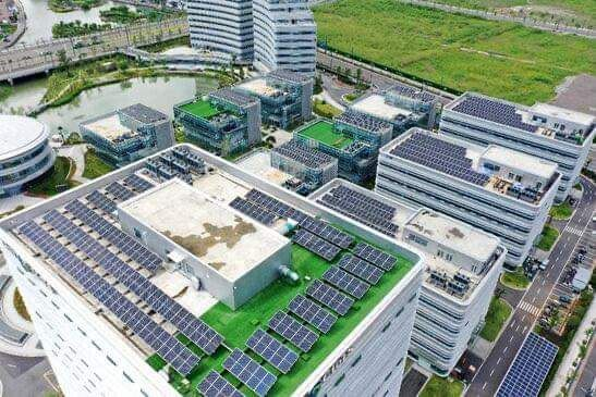 الابتكار العلمي والتكنولوجي يعزز التنمية الخضراء منخفضة الكربون في الصين.