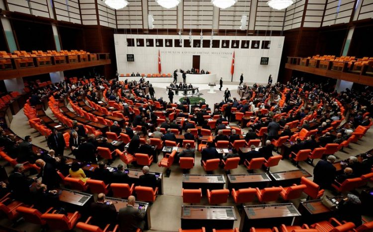 Parliaments of Turkey, Azerbaijan, and Georgia to hold tripartite session