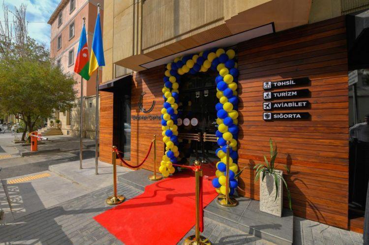 Украины в Азербайджане становится больше – «Украинский квартал»! - ФОТО