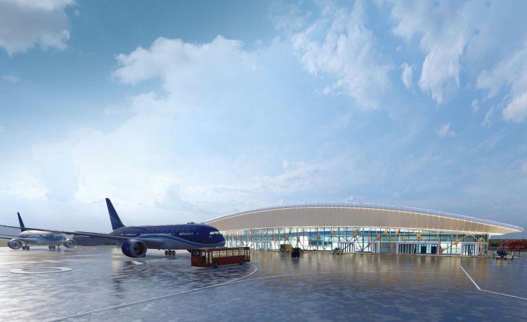 Fuzuli airport becomes international