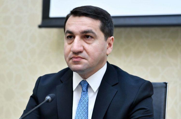 Хикмет Гаджиев: Проект по восстановлению дорог осуществлялся параллельно с разминированием территорий