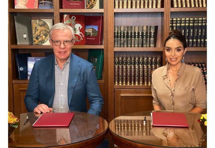 Подписано соглашение между Общественным объединением IDEA и Всероссийским обществом охраны природы - ФОТО