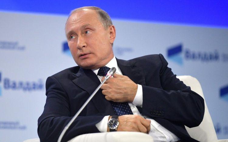 Путин: Ильхам Алиев несмотря на все сложности, проявил политическую мудрость