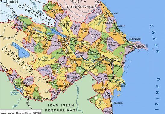 Sərhədlər 1920-ci il xəritəsi ilə tanınır? - İki bəndlik saziş