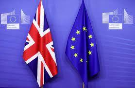 U.K. says N. Ireland solutions needed urgently ahead of EU talks