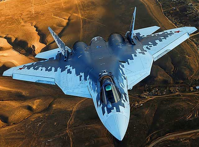Su-57 is well-armed, but F-35 has a nuclear gravity bomb - Military expert claims