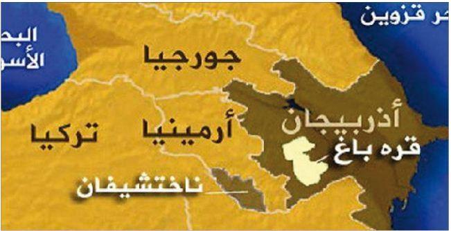 الصراع والتنافس الدولي والاقليمي في القوقاز ودول وسط آسيا