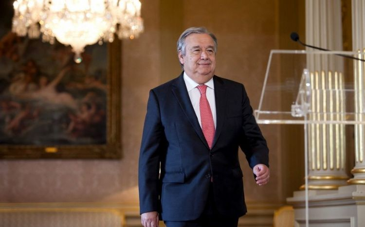 UN chief says $8 billion urgently needed for global vaccination program