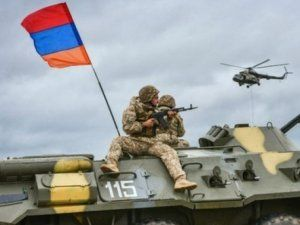 Armenia increases military spending