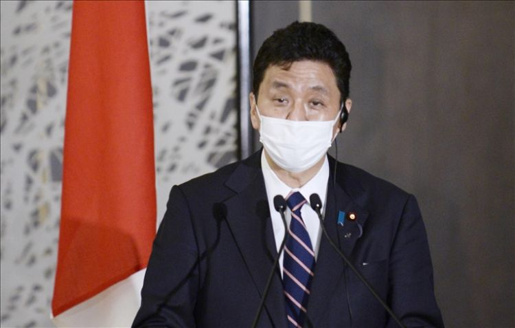 Japan concerned over 'increasingly severe' security situation