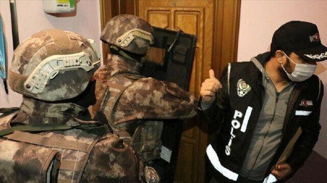 Seven Daesh terror suspects arrested in Turkey