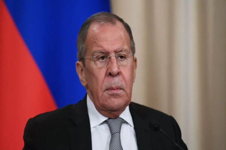 Russia-NATO relations cannot be called catastrophic because there are none - Lavrov